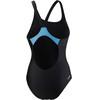 arena Maraca One Piece Swimsuit Women black/turquoise